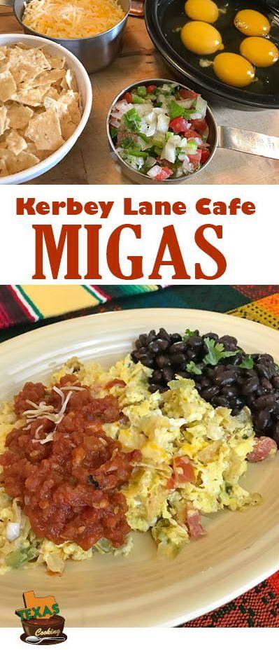 Kerbey Lane Cafe Migas