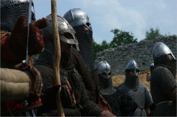 Vikings or Soldiers