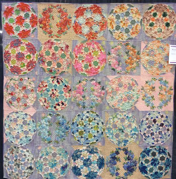 Sachiko Yoshida Flowering: