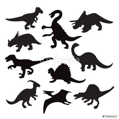 dinosaur outlines - Google Search