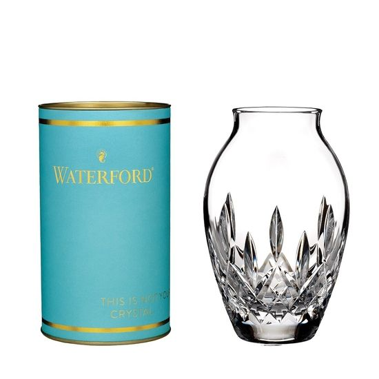 Giftology Lismore Candy Bud Vase 15cm Waterford Crystal Bud Vases Crystal Gifts Waterford Crystal
