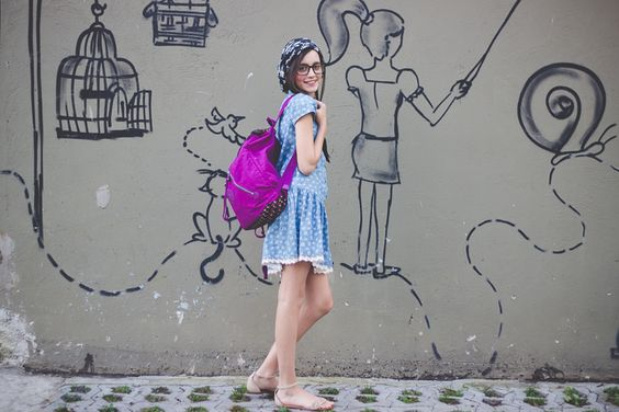 Kipling Br Melina Souza - Serendipity <3