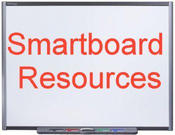 A collection of resources for smartboards from blogs and interactive sites, to powerpoints and tutorials.