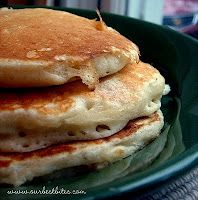 These Buttermilk Pancakes are REALLY delicious.. Maybe a pancake bar?