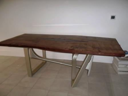 Designer dining tables - Unique wild WOOD FURNITURE