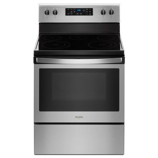 529 00was 749 00 Freestanding Electric Ranges Electric Range Steam Cleaning