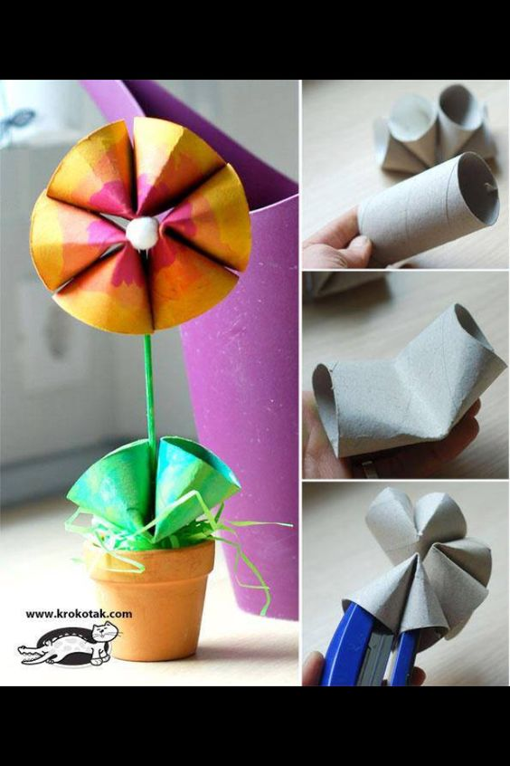 150 Homemade Toilet Paper Roll Crafts Toilets Homemade
