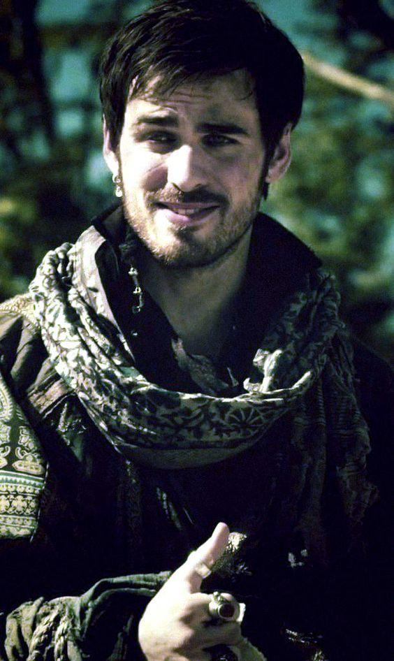 Colin O'Donoghue - Killian Jones -Captain Hook -Once Upon A Time