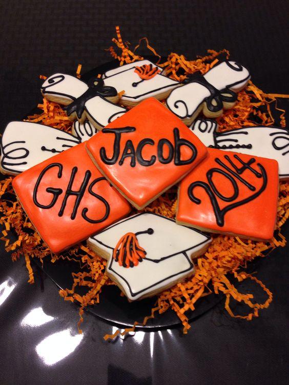 Graduation for Jacob 2014