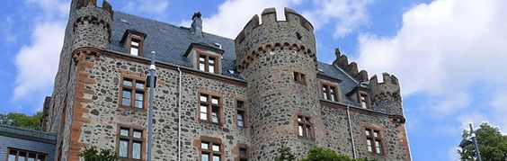 Great hotel/castle in Germany!