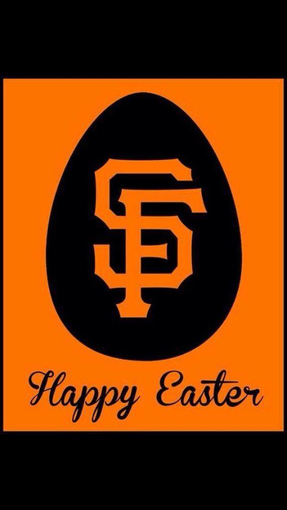 SF Giants Easter egg   SF Giants   Pinterest   Easter Eggs, Easter ...