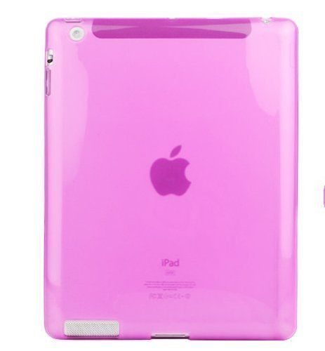 For Apple Ipad 2 Ipad 3 TPU Pink Transparent Clear Slim-fit Smart Cover Companion / Compatible TPU Back Case Skin Protector (Back Case Only, Smart Cover Not Included) by ddmygoal. $4.99. Premium quality tpu back case, designed to work with iPad smart cover. (smart cover is not included)  Made of strong TPU material.  Compatible with Apple iPad 3 or ipad 2   Thermoplastic polyurethanes (abbreviated TPU) are a class of polyurethane plastics with many useful proper...