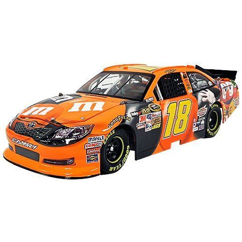 18 kyle busch 2012 ms halloween 164 nascar diecast pit stop car action gold series lnc by brickels 1797 18 kyle busch 2012 m halloween 1 - Kyle Busch Halloween Car