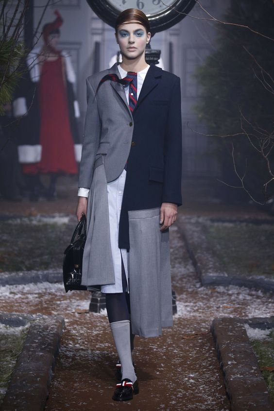 Thom Browne | Ready-to-Wear - Autumn 2016 | Look 20