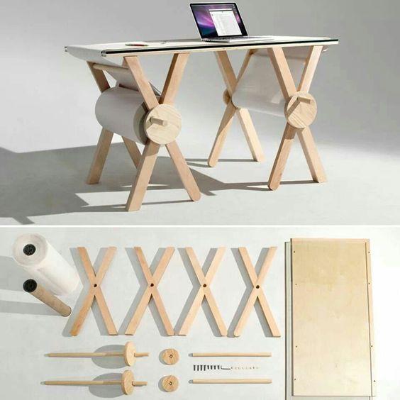 Mesa para projetar