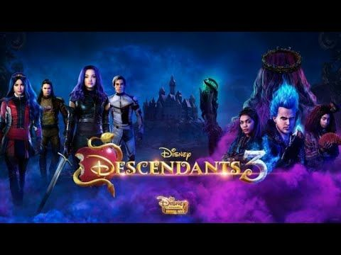 Descendentes 3 Filme Completo Dublado Youtube Descendentes