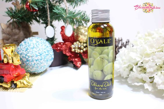Ovale Body Oil (Click the picture for OVALE Beauty Box Unboxing)