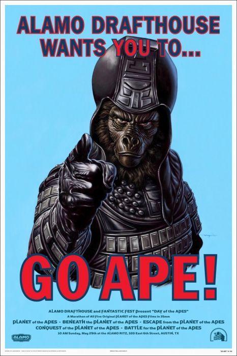 Go Ape!, 2012