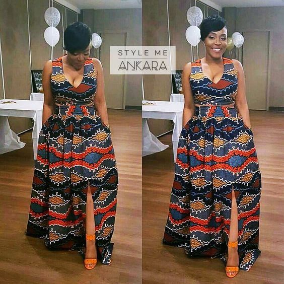 Perfect Shellicious Kitenge Dresses