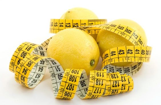 Lose weight in 7 days with the lemon diet (includes a 7 day menu plan)