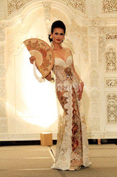 Fashion Show Kebaya, Foto 2 - Tribun Images