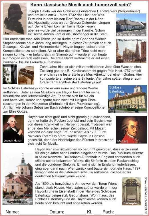 Joseph Haydn 3