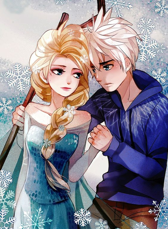 17 Best images about Elsa and Jack Frost on Pinterest