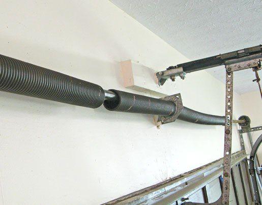 How To Garage Door Spring Repair Di 2020
