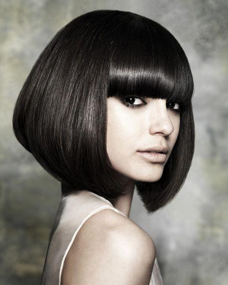 Short Bob hairstyle http://pinterest.com/toscahairbeauty/ www.toscasalon.com  https://www.facebook.com/ToscaHairAndBeauty#!/ToscaHairAndBeauty