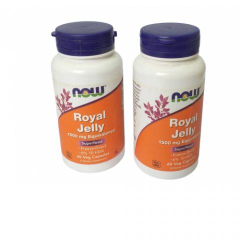 كبسولات رويال جيلي لتحسين الصحة العامة بطريقة صحية وآمنة Shampoo Bottle Shampoo Jelly