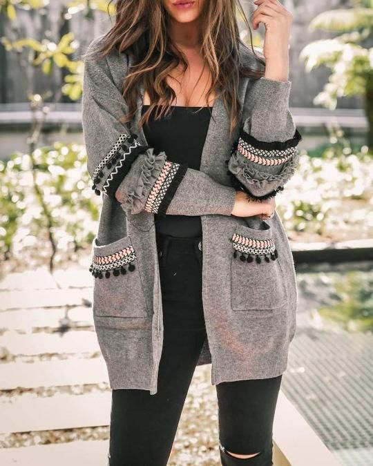 d9bf56eb88 sweaters – lalasgal. sweaters – lalasgal Chic Winter Outfits ...