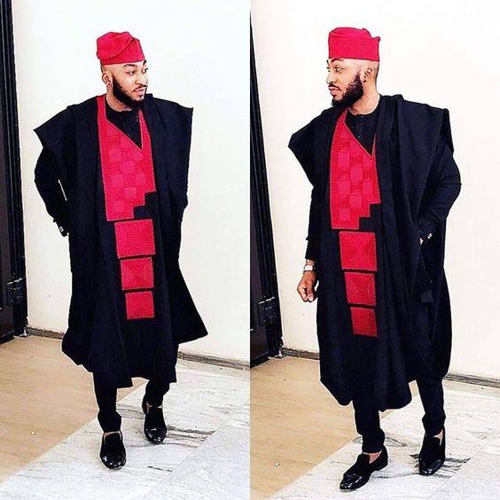 Best Agbada Styles 2018/2019