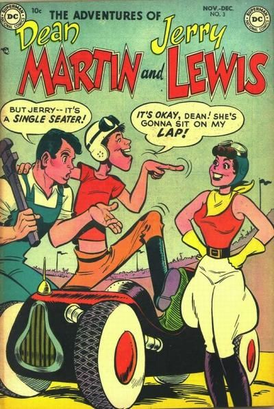 Adventures of Dean Martin and Jerry Lewis #3