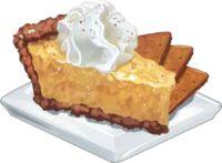 Graham Custard Pie