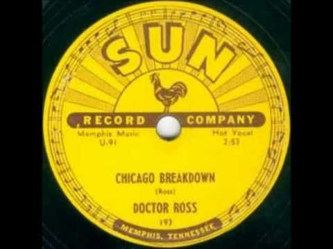 SUN 193   Doctor Ross - Come back baby + Chicago breakdown 1953 December