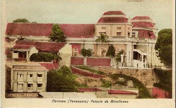 Palacio Miraflores. Caracas. Venezuela