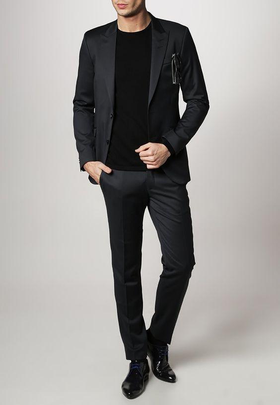 Tiger Of Sweden Ollie X Set Anzug Magnet Buy It On Fablife De Mens Outfits Gentleman Style Stylish Men
