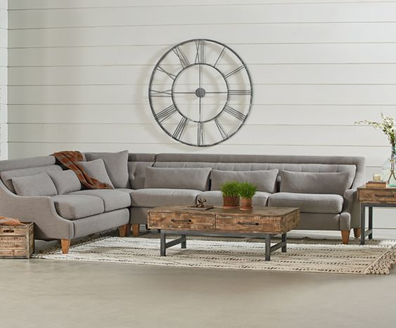Magnolia Home By Joanna Gaines Heritage Sofa | Magnolia Home - By