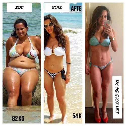 holy transformation. What a change! Let this inspire and motivate you ...