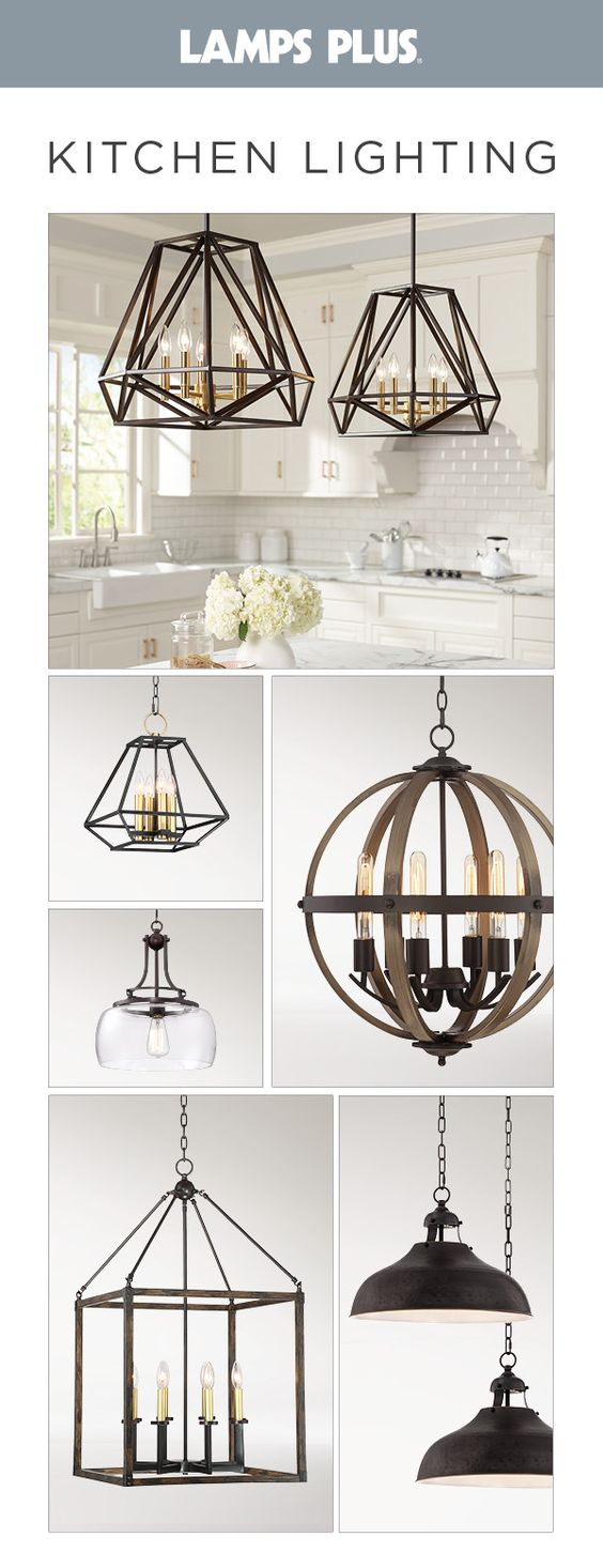 Free Shipping & Free Returns on best-selling kitchen lights* Turn the heat up on style in your cooking space with kitchen light fixtures, we offer kitchen lighting to address every kitchen need. Pendants are perfect over bars and islands. Ceiling lights are great for overall illumination. And our new flexible, energy efficient LED strip lights are an easy-to-install under cabinet solution.