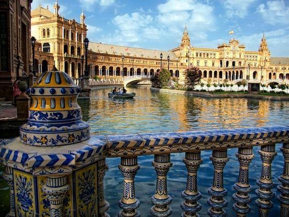 Plaza España ~ Sevilla