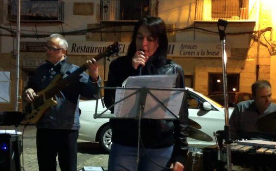 Eva i Fun Jazz. Albaida, 5-5-2012