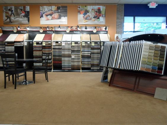 Stainmaster Flooring Center in our showroom located at 1865 N. Telegraph Road, Bloomfield, Michigan. #riemerfloors, #stainmaster, #carpet