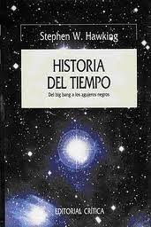 Historia del tiempo, del big bang a los agujeros negros - Stephen Hawking [Audiolibrto]