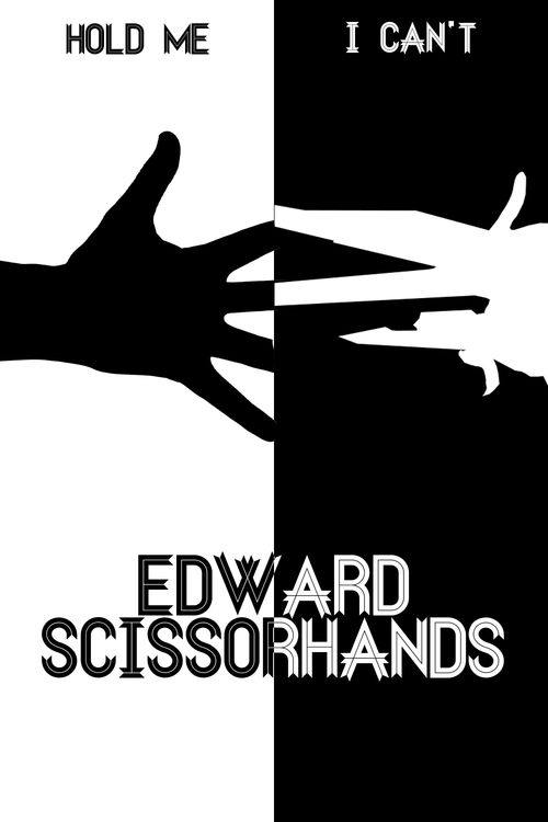 edward scissorhands | Tumblr