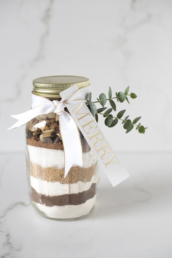 Double Chocolate Brownie Jar | Beanstalk Mums