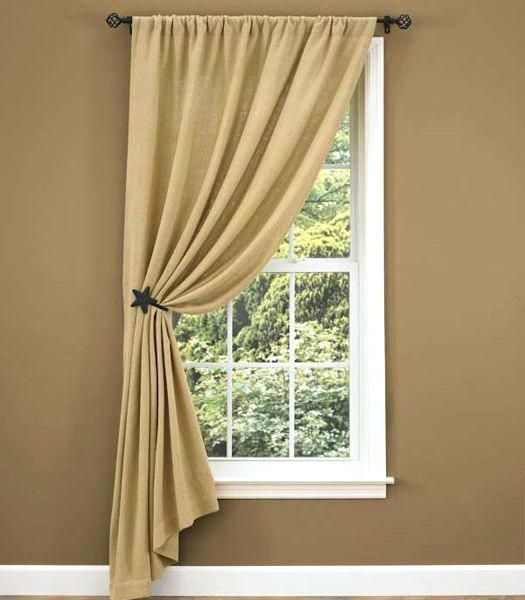 Skinny Window Curtains For