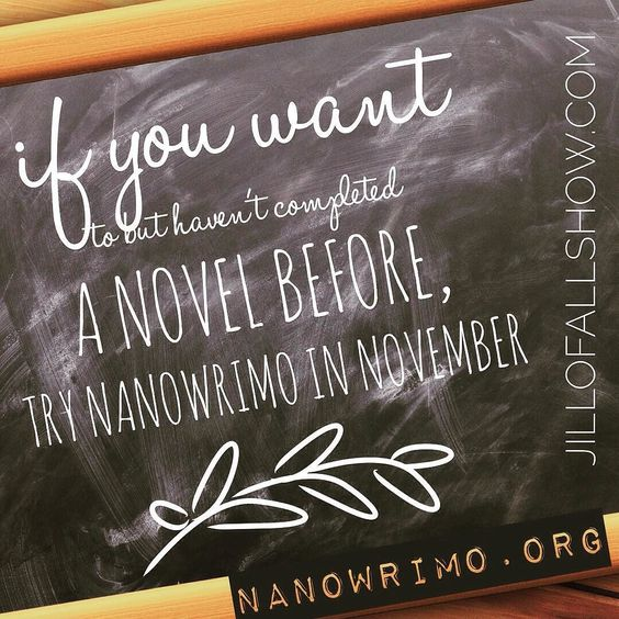 NaNoWriMo is short for National Novel Writing Month. It's a challenge to write 50000 words in a month.  Also you can meet up with other local writers through the website or IRL. Try it!  Download my 7 Facebook Page Hacks! You may not be optimizing your Facebook Page- #free PDF!  Click the link in my profile for free access!  #amwriting  #writing #author #writer #writingtips  #writerslife #writers #writingtip #writingcommunity #writingtipoftheday  #write #writersbecomingauthors #books…
