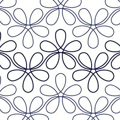 Digital design for computerized machine quilting. | Quilts ... : digital quilting designs free - Adamdwight.com