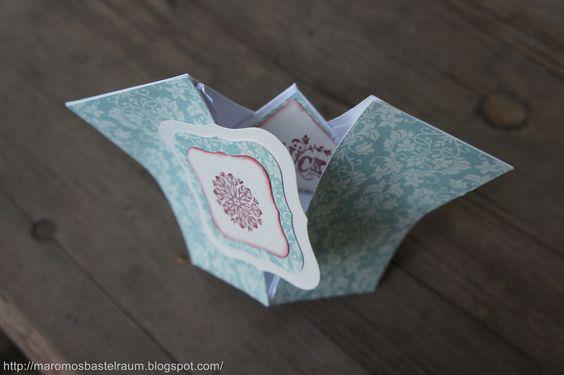 maromo's bastelraum: Schiffchenkarte